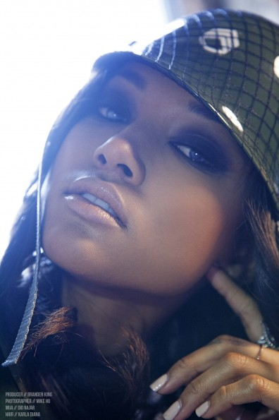 Karrueche Tran by Mike Ho