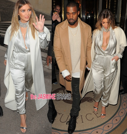 Celebrity Style: Kim Kardashian Steps Out In Stephane Rolland Jumper