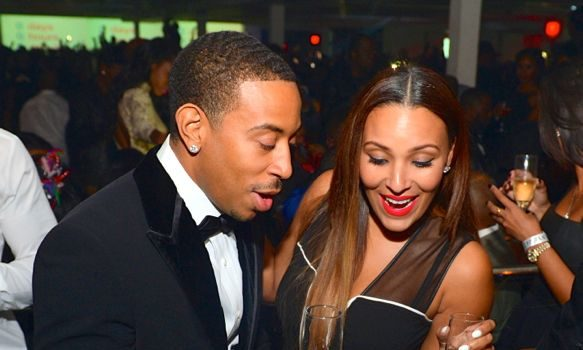 Ovary Hustlin': Is Ludacris' Wife Eudoxiee 6 Months Pregnant?