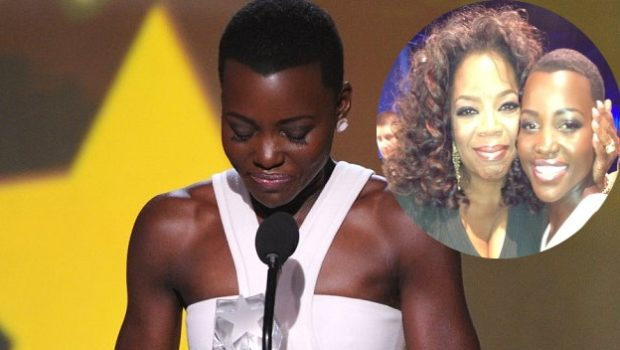 [VIDEO] Lupita Nyong'o Tears During Critics' Choice Awards Speech Brings Standing Ovation