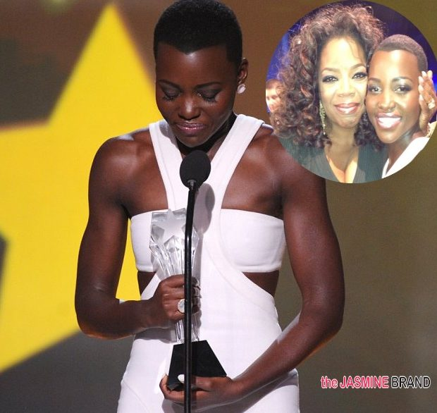 [VIDEO] Lupita Nyong'o Tears During Critics' Choice Awards Speech Brings Standing Ovation