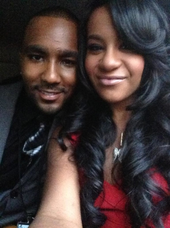 Nick Gordon & Girlfriend He Allegedly Beat Now Living Together: He's now sober.