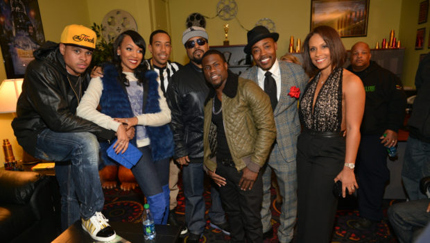 Kevin Hart & Ice Cube's 'Ride Along' Tour Stops In Atl: Brings Out Ludacris, T.I. & Reality Stars