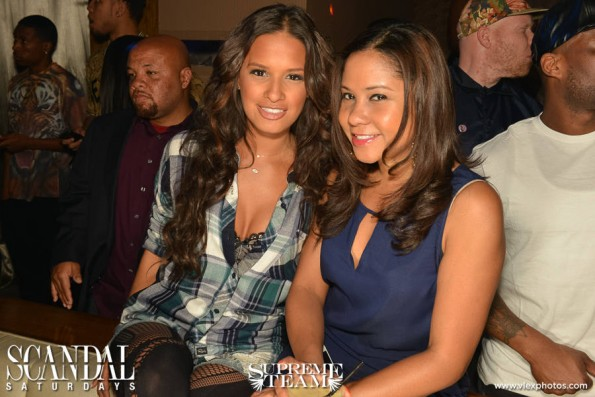 Rocsi-Angela Yee-party at the roxbury-the jasmine brand