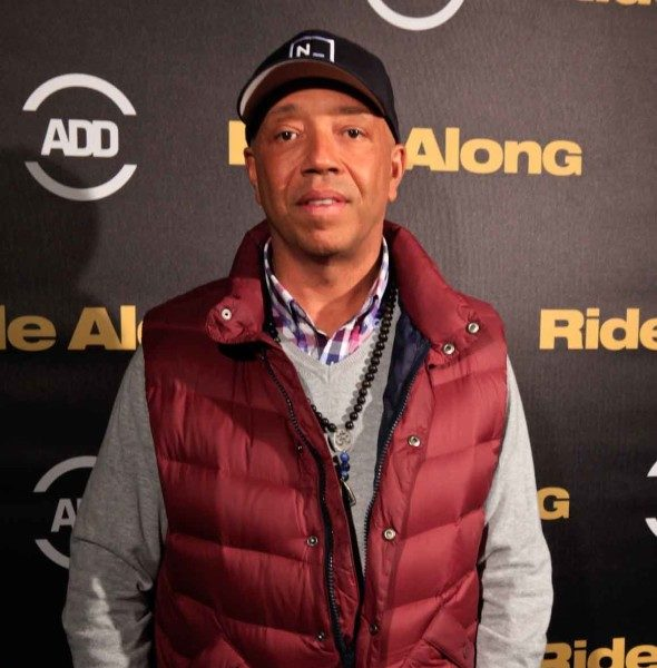 Russell Simmons Hit With Class Action Lawsuit Over RushCard