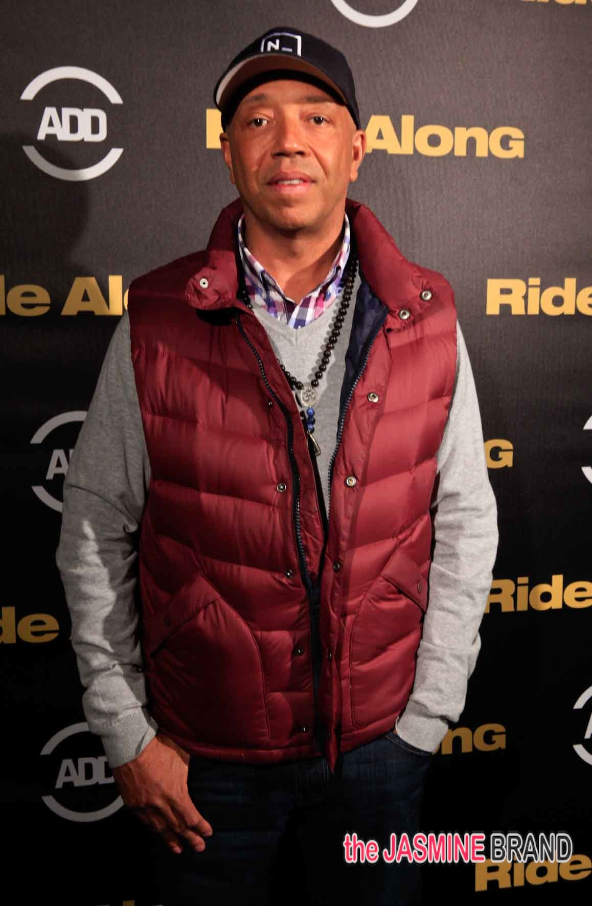 Russell Simmons-ride along premiere-the jasmine brand