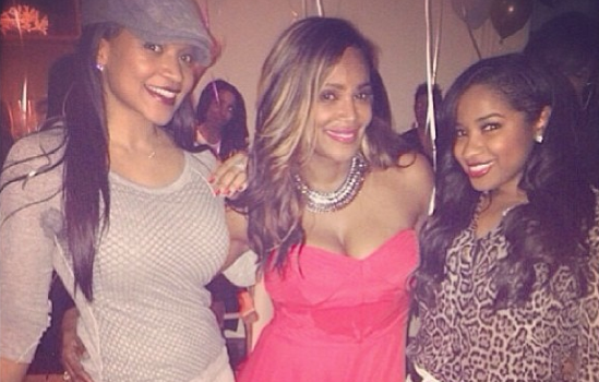 [Photos] Tameka Raymond Celebrates Birthday With Festive Houseparty