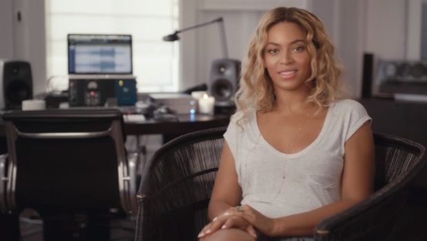 [VIDEO]: Beyonce Explains How Being A Role Model Stifled Her Creativity