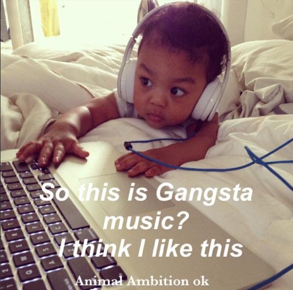 50 Cent Introduces New Adorable Son, With Ex GF Daphne Joy On Instagram-2-The-Jasmine-Brand