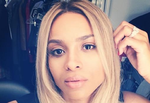 Ciara Chastises Bloggers! Calls Them Miserable People, Needing Prayer
