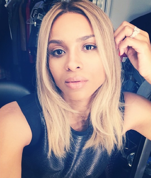 Ciara Chastises Bloggers! Calls Them Miserable People, Needing Prayer