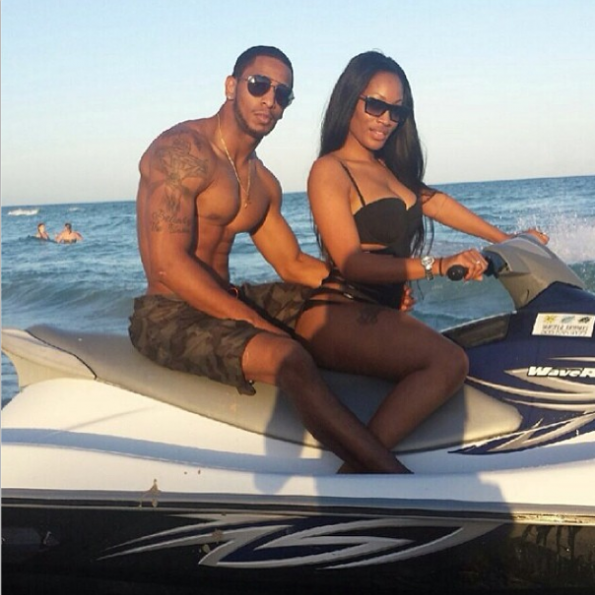 Erica-Dixon-Oshea-In-Miami-The Jasmine-Brand