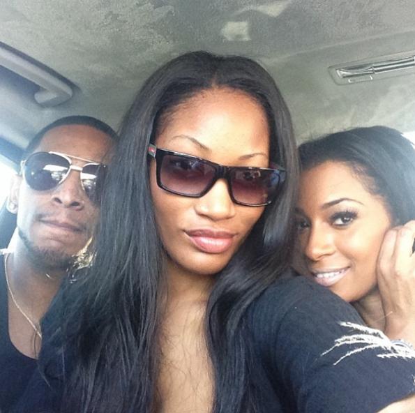 Erica-Dixon-Karlie-Redd-Oshea-In-Miami-The-Jasmine Brand