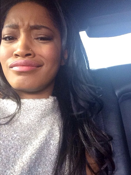 Keke Palmer Denies 'The Real' Rumors: I have my own talk show.
