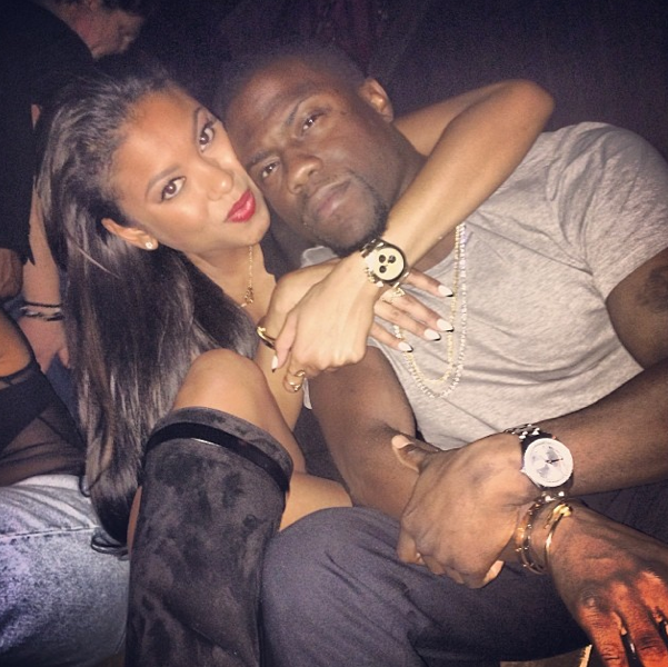 [AUDIO] Kevin Hart Hints He's Proposing To Girlfriend Eniko Soon: 'She's definitely proven herself!'
