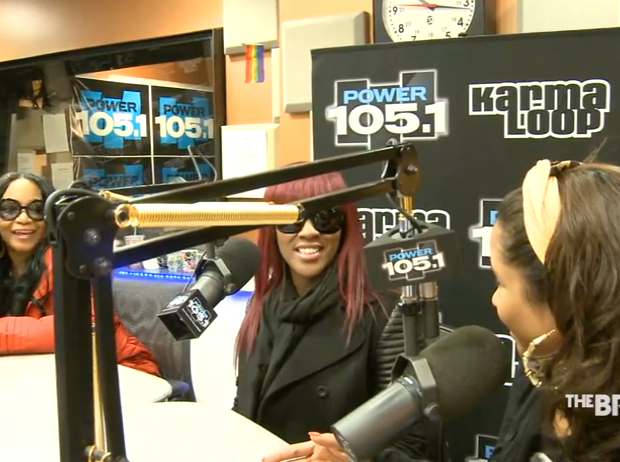 [VIDEO] SWV Talks Plastic Surgery, LeLee Being 'The Whore' Of the Group & Dating Charlamgne