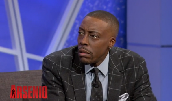 Arsenio Brought to Tears When Michael K. Williams Talks About Emotional Breakdown-4-The Jasmine Brand