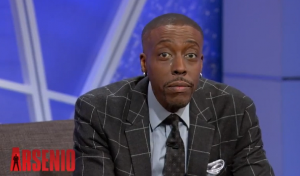 Arsenio Brought to Tears When Michael K. Williams Talks About Emotional Breakdown-The Jasmine Brand