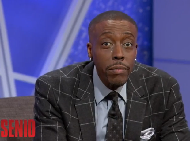 [VIDEO] Arsenio Brought to Tears When Michael K. Williams Shares Emotional Breakdown