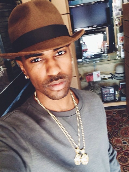Big Sean-Selfie-2014-The Jasmine Brand