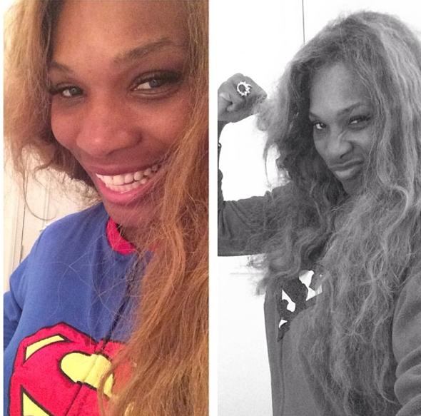 Serena-Williams-Selfie-2014-The Jasmine Brand
