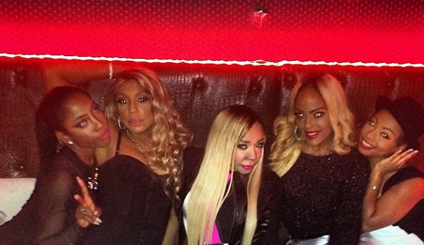 [Photos] GRAMMY After-Party Madness! Diddy, Tamar Braxton, Ciara & Others Go Hollywood Clubbin'