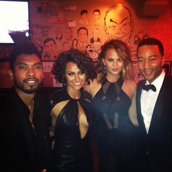 Miguel-John-Legend-Chrissy-Teigen-Grammy-Afterparty-2014-The Jasmine Brand