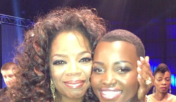 Gayle King Insists Oprah Doesn't Feel Snubbed By Oscars: She LOVES Lupita!