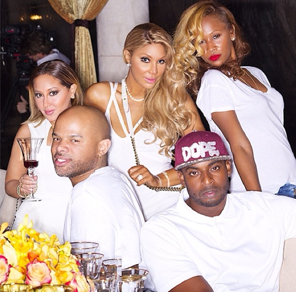 Tamar Braxton & Friends Celebrate Husband, Vincent's Birthday + Does Vincent Owe the IRS?