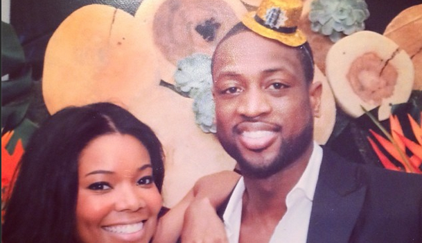 Gabrielle Union & Dwyane Wade Make 1st Public Appearance Since Announcing New Baby