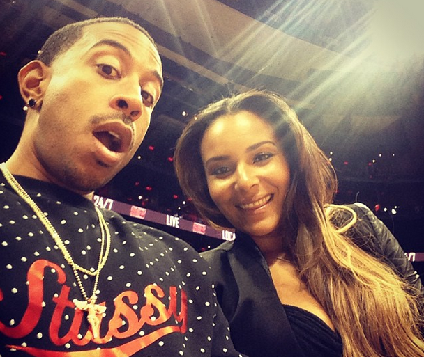 Ear Hustlin': Ludacris Fathers A Newborn Child, Outside of Relationship With Girlfriend Euxodie
