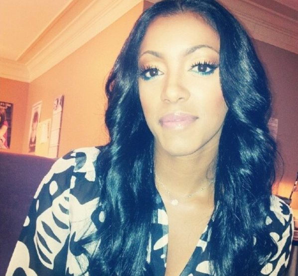 Porsha Williams Announces Plans to Release EP, Comments On Kordell & Towanda Braxton's Rumored Romance