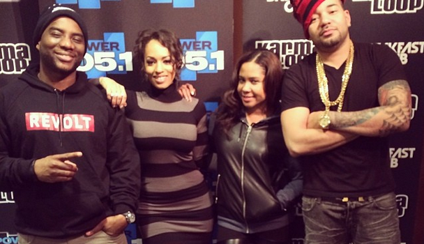 [WATCH] Melyssa Ford Calls Relationship With Ex FloRida Doomed, Blames Karrine Steffans For Video Ho Stereotype