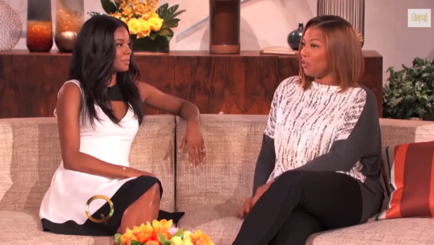 [WATCH] Gabrielle Union Talks Being A Stepmom, 2nd Chances & Committing To Putting Family Back Together With D.Wade On Queen Latifah
