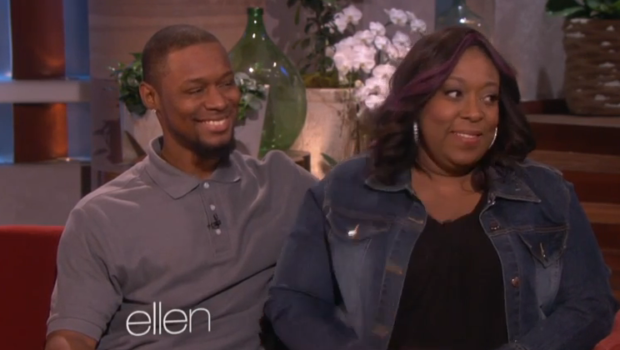 [VIDEO] No Longer Single! Loni Love Introduces Her 23-Year-Old Boyfriend on ELLEN