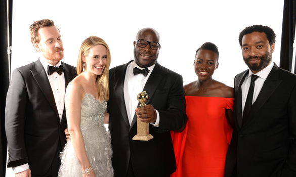 Oscar Nominations Announced: Pharrell, Chiwetel Ejiofor & Lupita Nyongo Get Noms + Full List