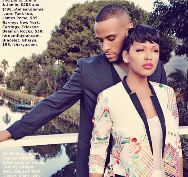 [VIDEO] Meagan Good & DeVon Franklin Share Marriage Secrets: 'We take care of each other.'