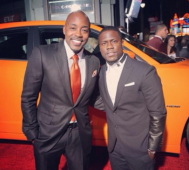 Kevin Hart & Ice Cube's 'Ride Along' Makes Box Office History