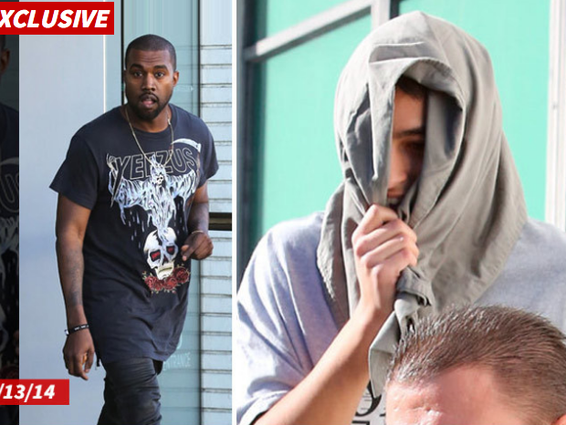 I Would Prefer CASH! 18-Year-Old Victim Wants Money & No Court Trial For Alleged Kanye West Beat Down