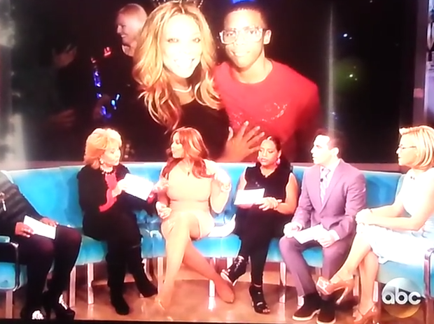 [VIDEO] Wendy Williams Tells 'The View' Why Her Son Made Her Cry On TV