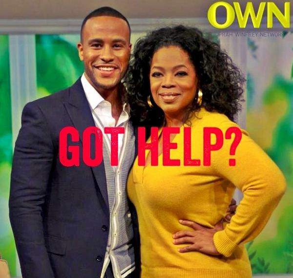 DeVon Franklin Lands Segment On Oprah's New Show, 'Help Desk'