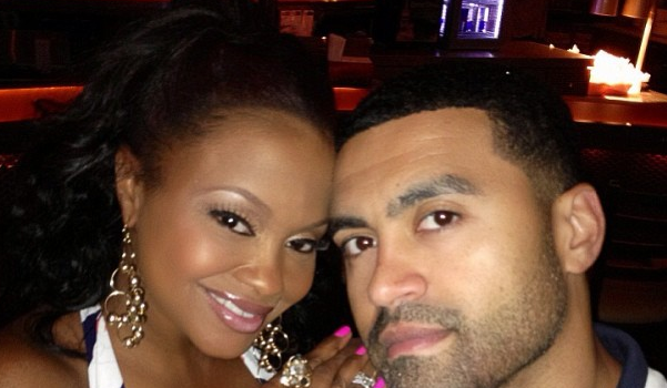 Phaedra Parks' Husband Apollo Nida Secretly Arrested For Alleged Fraud, Identify Theft