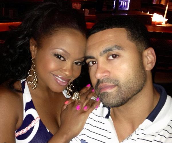 Phaedra Parks' Husband Apollo Nida Secretly Arrested For Alleged Fraud, Identify Theft
