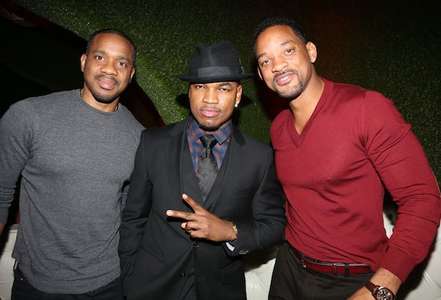 [Photos] NeYo's Midnight Brunch Draws Will Smith, Tamar Braxton, Duane Martin & More Famous Folk