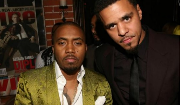 [VIDEO] J.Cole Gives Heartfelt Speech to Nas: You were like a father figure.