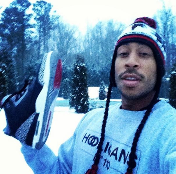 [Photos] Atlanta Celebrities React To Overwhelming Snow Day