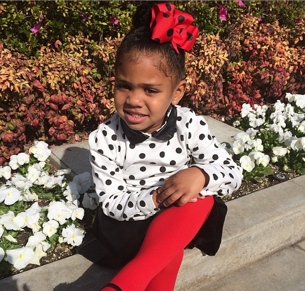 Is The Game's Daughter Heading to Nickelodeon?