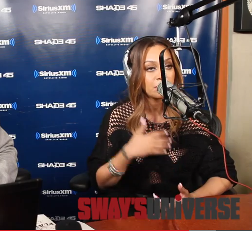 [VIDEO] Lala Anthony Recalls Being In An Abusive Relationship: He threw plates of food at me!