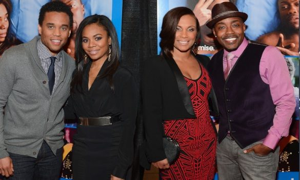 [Photo] About Last Night's Regina Hall & Michael Ealy Bring Out ATL Celebs: Kandi Burruss, Will Packer & More Famous Folk