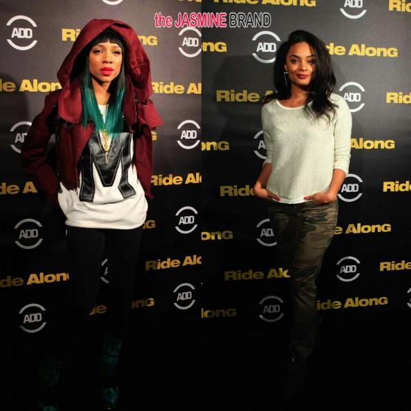 aleesha renee-lil mama-ride along premiere-the jasmine brand